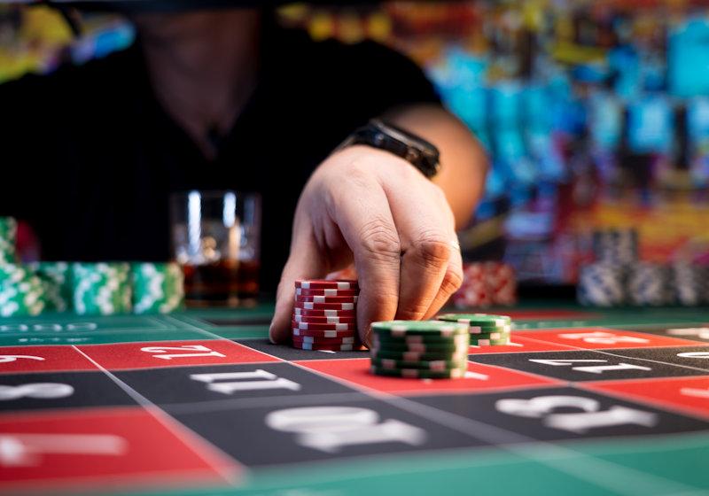 Fibonacci systém, strategie hraní rulety